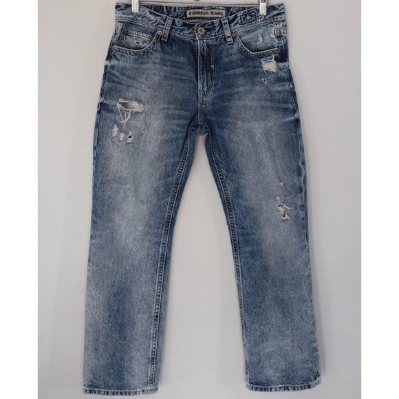 Express Other - Express classic fit boot cut jeans size 32x30